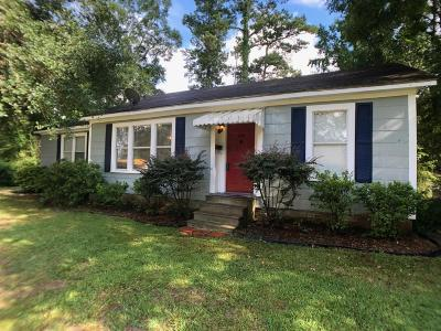 Hattiesburg Single Family Home For Sale: 1910 Eva St.