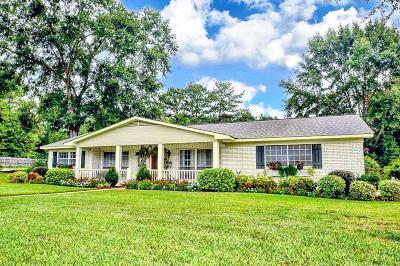 Jefferson Davis County Single Family Home For Sale: 1421 Sebron St.