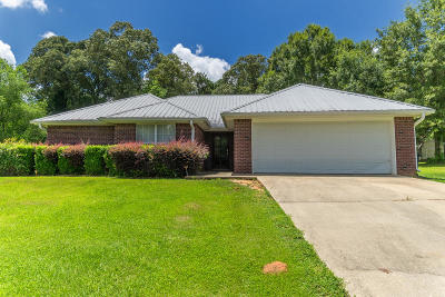 Hattiesburg Single Family Home For Sale: 10 Edna Dr.