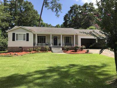 Hattiesburg Single Family Home For Sale: 1712 2nd Terrace
