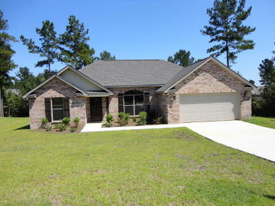 Hattiesburg Single Family Home For Sale: 5 Apalachee