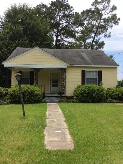 Hattiesburg Single Family Home For Sale: 416 N 19th Ave.