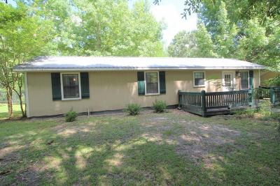 Sumrall Single Family Home For Sale: 3532 Rocky Branch Rd.