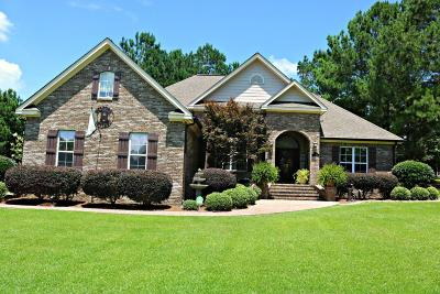 Hattiesburg MS Single Family Home For Sale: $268,900
