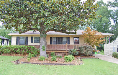 Hattiesburg Single Family Home For Sale: 309 Park Ave.