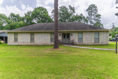 Hattiesburg Single Family Home For Sale: 901 N 31st Ave.