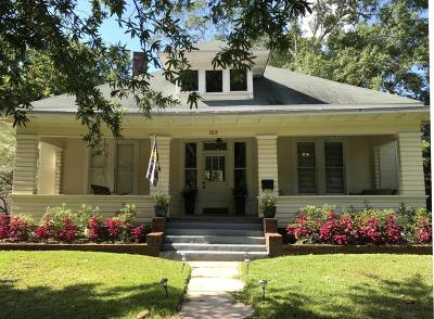 Hattiesburg Single Family Home For Sale: 513 Southern Ave.
