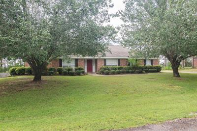 Purvis Single Family Home For Sale: 65 South Windridge Loop