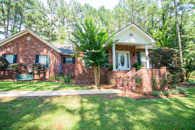 Hattiesburg Single Family Home For Sale: 26 Cornerstone Dr.