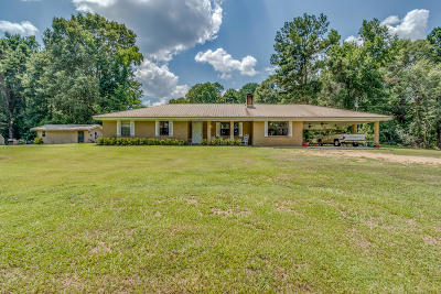 Covington County Single Family Home For Sale: 450 E New Hope