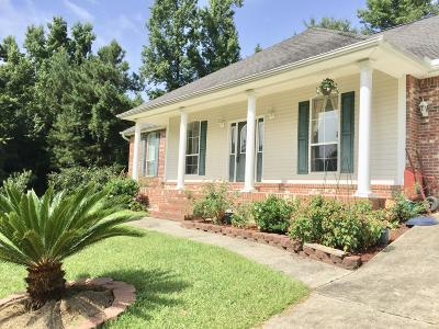 Hattiesburg Single Family Home For Sale: 41 Serene Hill