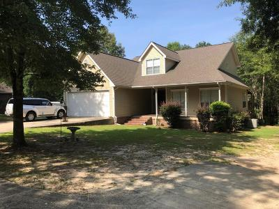 Hattiesburg Single Family Home For Sale: 20 Bedford Forrest Ln.