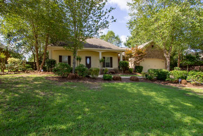 Hattiesburg Single Family Home For Sale: 10 Ridgeside