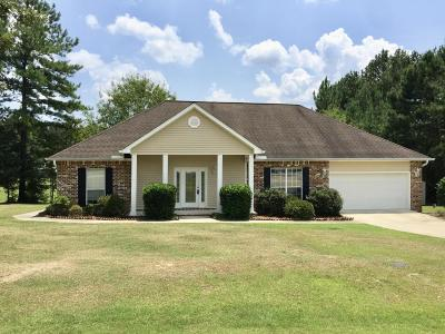 Purvis Single Family Home For Sale: 71 Windridge Ln.
