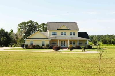 Hattiesburg Single Family Home For Sale: 689 Harold Tucker Rd.