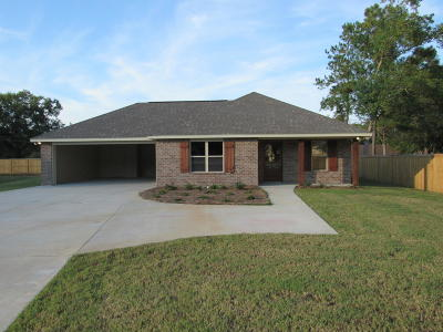 Petal Single Family Home For Sale: 12 Three Mile Ridge