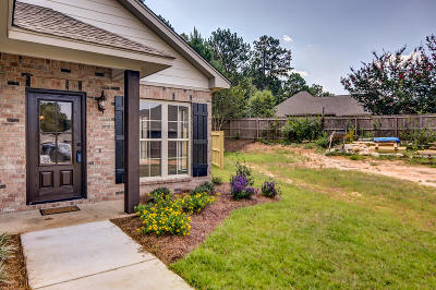 Seminary, Sumrall Single Family Home For Sale: 30 Sienna Ln.