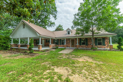 Purvis Single Family Home For Sale: 92 Duval Stuart Rd.