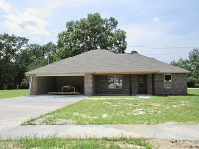 Petal Single Family Home For Sale: 8 Three Mile Ridge