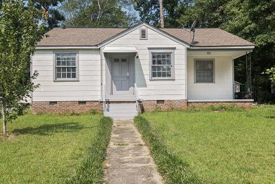 Hattiesburg Single Family Home For Sale: 213 Patton Ave.