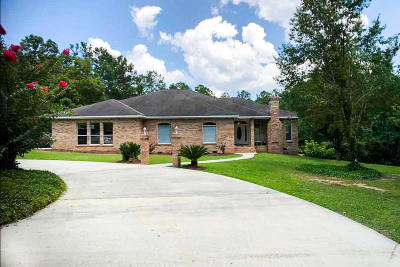 Purvis Single Family Home For Sale: 30 Melody