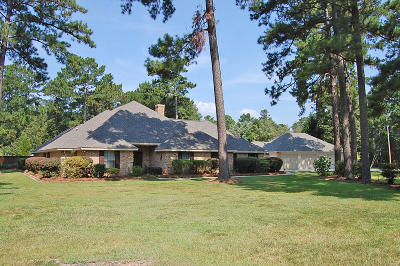 Petal Single Family Home For Sale: 101 Hickory Cir.