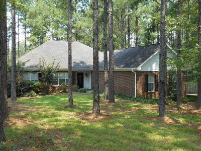 Purvis Single Family Home For Sale: 20 Pine Ridge Circle