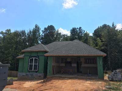 Hattiesburg Single Family Home For Sale: 52 Avondale Cir.
