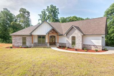 Purvis, Sumrall Single Family Home For Sale: 118 Munn Rd.