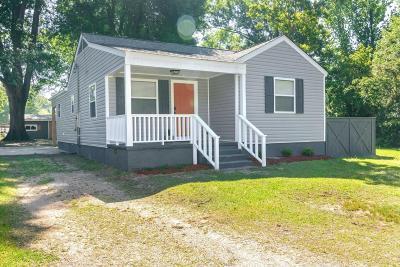 Hattiesburg Single Family Home For Sale: 603 Melba Ave.
