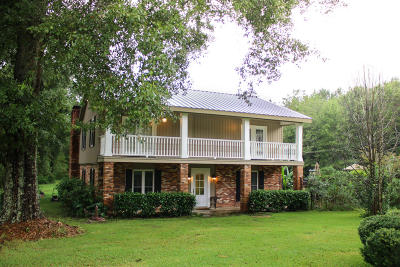 Purvis Single Family Home For Sale: 107 Whiddon Rd