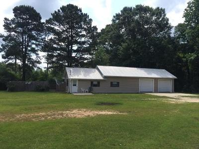 Single Family Home For Sale: 512 Cole Rd.