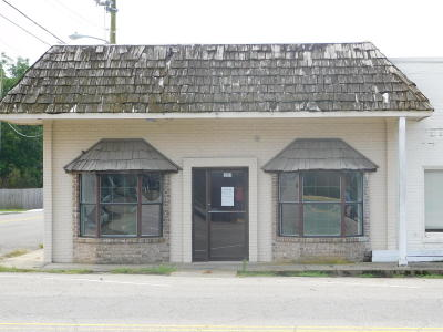 Purvis Commercial For Sale: 103 Shelby Speights Dr.