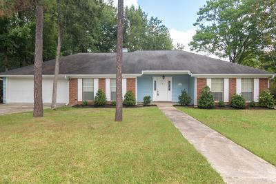 Hattiesburg Single Family Home For Sale: 103 Merianne Dr.