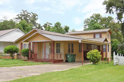 Hattiesburg Single Family Home For Sale: 113 N. 20th Ave.