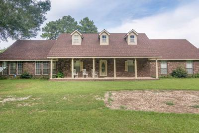 Columbia Single Family Home For Sale: 311 Ward Loop