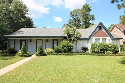 Hattiesburg Single Family Home For Sale: 111 Kensington Dr.