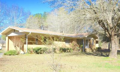 Covington County Single Family Home For Sale: 553 Lake Mike Conner