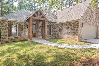 Seminary, Sumrall Single Family Home For Sale: 105 Rock Hill Rd.