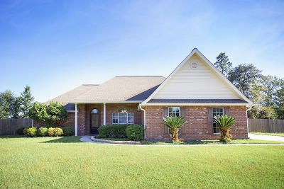 Petal Single Family Home For Sale: 18 Melissa Loop