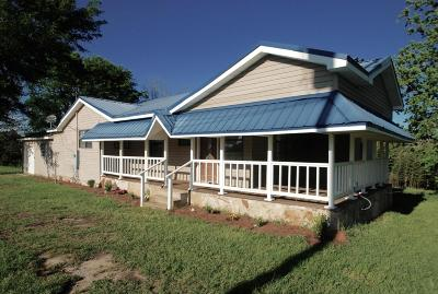Sumrall Single Family Home For Sale: 790 Hickory Grove Rd.