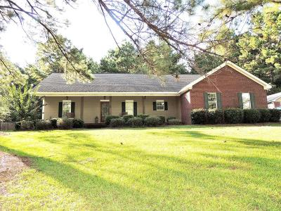 Sumrall Single Family Home For Sale: 58 Westbrook Estates Dr.