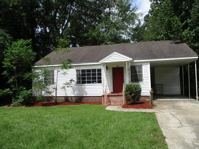Hattiesburg Single Family Home For Sale: 206 N 18th Ave.