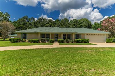 Hattiesburg Single Family Home For Sale: 18 Shoemake Dr.