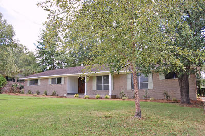 Hattiesburg Single Family Home For Sale: 706 Woodland Hills