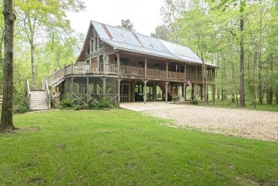 Covington County Single Family Home For Sale: 93 Gandsi Rd.