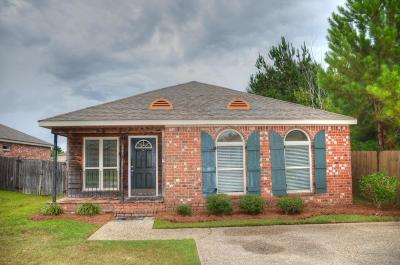 Hattiesburg Single Family Home For Sale: 10 Tiffin