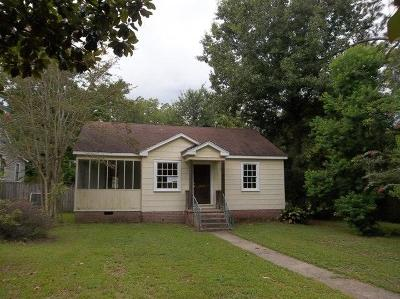 Hattiesburg Single Family Home For Sale: 202 N 20th Ave.