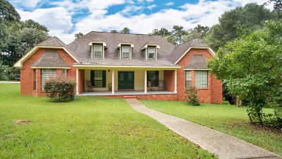 Petal MS Single Family Home For Sale: $242,000