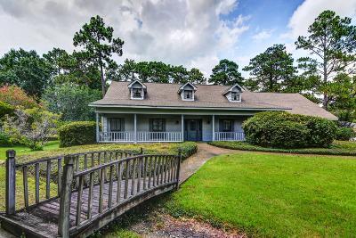 Hattiesburg Single Family Home For Sale: 92 Fairway Pl